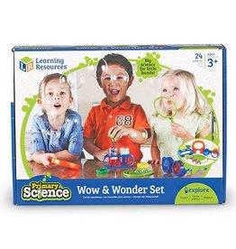 Primary Science Wow & Wonder Set