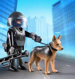 Playmobil Tactical Police Dog Unit (5369)