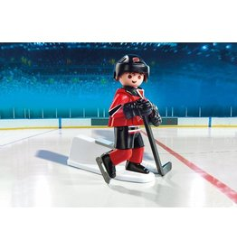 Playmobil NHL New Jersey Devils Player (9037)