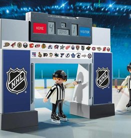Playmobil NHL Score Clock with Referees (9016)