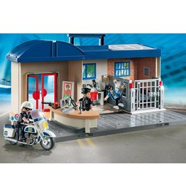 Playmobil Take Along Police Station (5689)