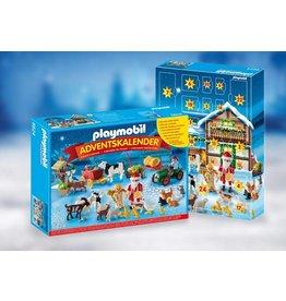 Playmobil Advent Calendar 'Christmas on the Farm' (6624)