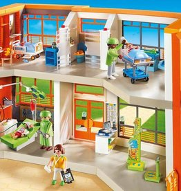 Playmobil Furnished Children's Hospital (6657)
