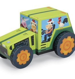 Tractor Puzzle & Play