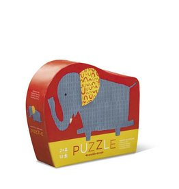 Happy Elephant Mini Puzzle