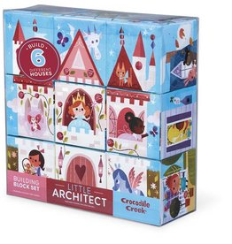 Girl Little Architect Mini Block Puzzle
