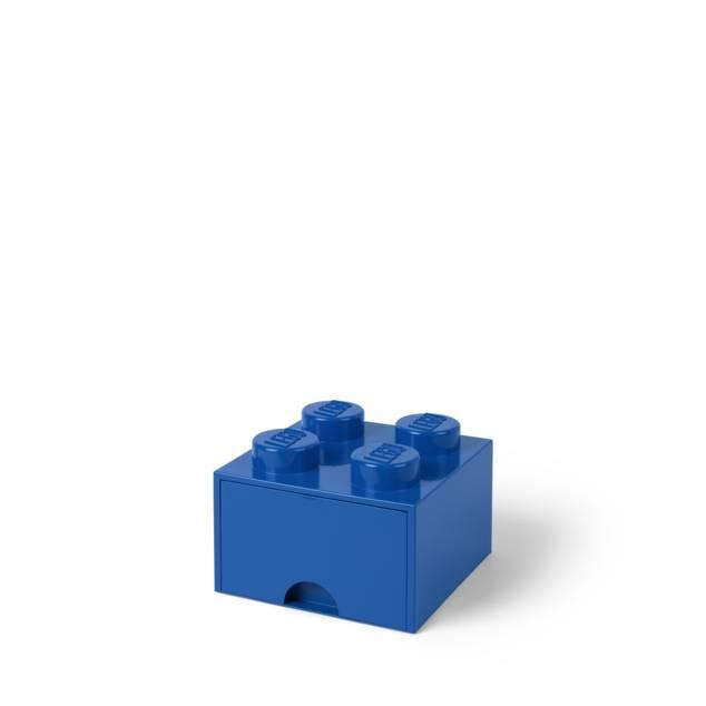 Lego Brick Storage Drawer 4 Blue ...