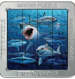 Outset Media Magna Puzzle Shark