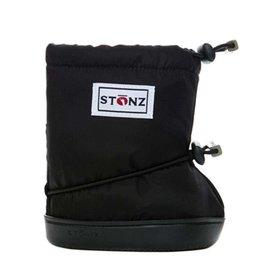 Stonz Booties Black PLUSfoam