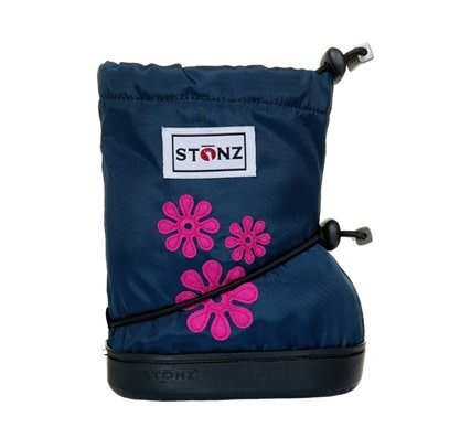 Stonz Booties 60's Flowers PLUSfoam