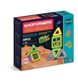 Magformers Space Traveller PCS