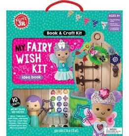 Klutz Jr My Fairy Wish Kit