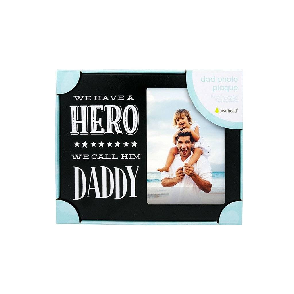Pearhead Hero Daddy Frame - Grow Children\'s Boutique Ltd.