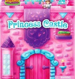Magnetic Large Princess Castle