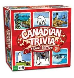 Outset Media Canada Trivia Family Edition