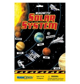 Create A Scene Magnetic Solar System