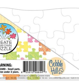 "Cobble Hill Create Your Own 5""x7"" Puzzle"