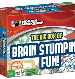 Noggin Workshop Big Box of Brain Stumping Fun