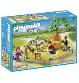Playmobil Zoo 5968