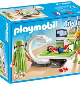 Playmobil X-Ray Room 6659