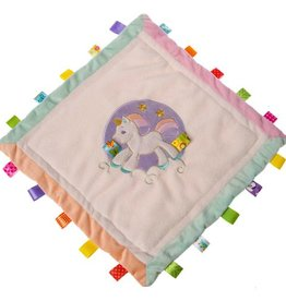 Taggies Cozy Security Blanket Unicorn