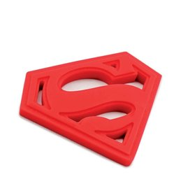 DC Comic Teether - Superman
