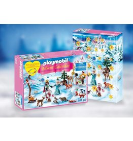 "Playmobil Advent Calendar ""Royal Ice Skating Trip"""