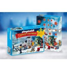 "Playmobil Advent Calendar ""Jewel Thief Police Operation"""