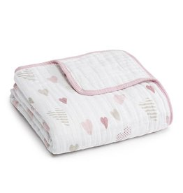 aden + anais Heart Breaker Classic Dream Blanket