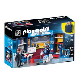 Playmobil NHL Locker Room Play Room
