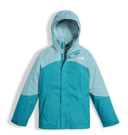 The North Face Girls Mountain View Tri Jacket Nimbus Blue
