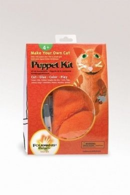 Folkmanis Cat Puppet Kit