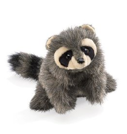 Folkmanis Little Racoon Puppet