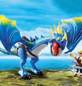 Playmobil Dragons - Astrid & Stormfly 9247
