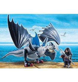 Playmobil Dragons - Drago & Thunderclaw