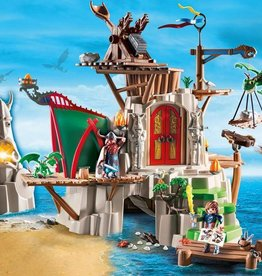 Playmobil How To Train Your Dragon - Berk