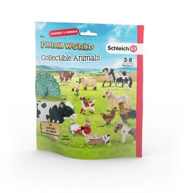 Schleich Collectible Animal Farm World Series