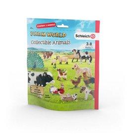 Schleich Collectible Animal Farm World Series