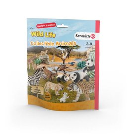 Schleich Collectible Animals Wild Life Series 1