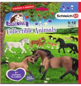 Schleich Collectible Animals Horse Club Series 1