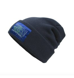 Youth Dock Worker Beanie Cosmic Blue