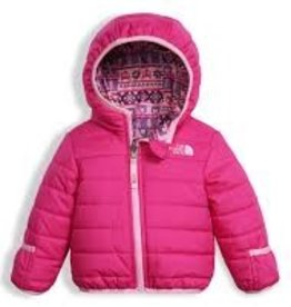 The North Face Infant Reversible Perito Jacket Petticoat Pink