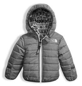 The North Face Infant Reversible Perito Jacket TNF Medium Grey Heather