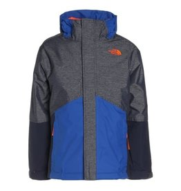 The North Face Boys' Boundary Triclimate® Jacket Cosmic Blue Heather