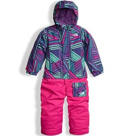 The North Face Toddler Insulated Jumpsuit Petticoat Pink