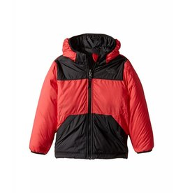 The North Face Boys Reversible True or False Jacket TNF Red/TNF Black
