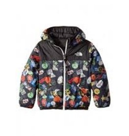 The North Face Toddler Boys Reversible Perrito Jacket TNF Black