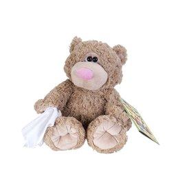 "Wild Republic Teddy Bear with Cold Stuffed Animal - 10"""