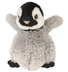 "Wild Republic Hug'ems Mini Emporer Penguin Chick 7"""