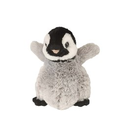 Wild Republic Hug'ems Mini Emporer Penguin Chick 7""
